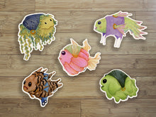 Load image into Gallery viewer, Puffer Fleet Sticker Pack