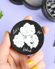 Load image into Gallery viewer, Baked Poodle - Premium Matte Weed Grinder