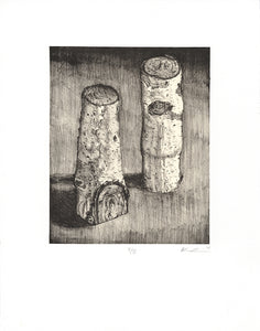 Birch - Lithography Print - 13.5x10.5""