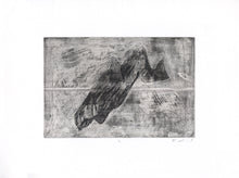 Load image into Gallery viewer, Untitled - Etching - 14x19""