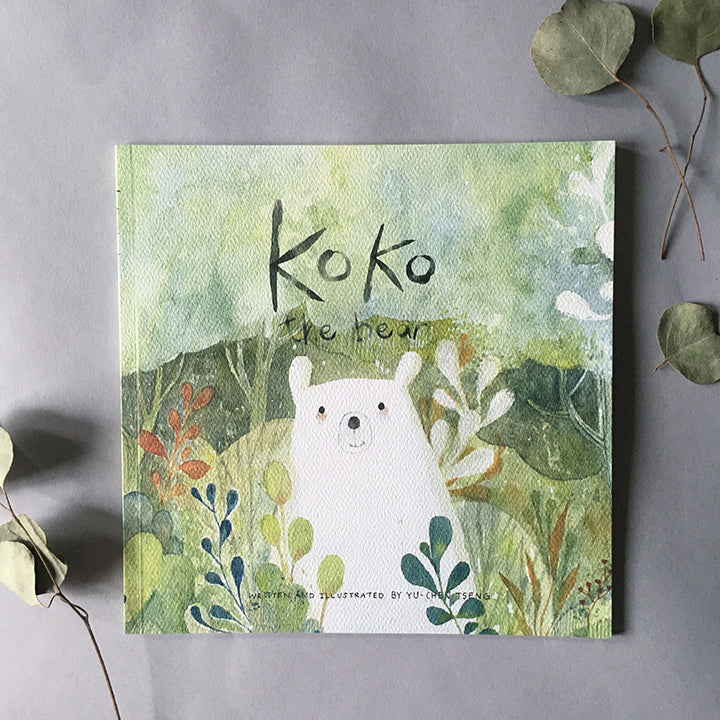 Koko the Bear - Picture Book