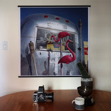 "Load image into Gallery viewer, Jimmy's - 36""x36"" Poster"