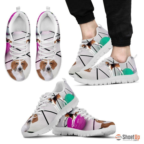 American Foxhound Dog Running Shoes For Men