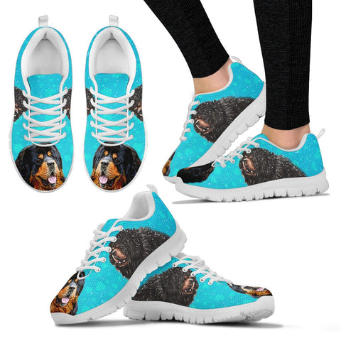 Valentine's Day SpecialTibetan Mastiff Print Running Shoes For Women