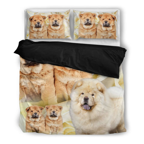 Chow Chow Bedding Set
