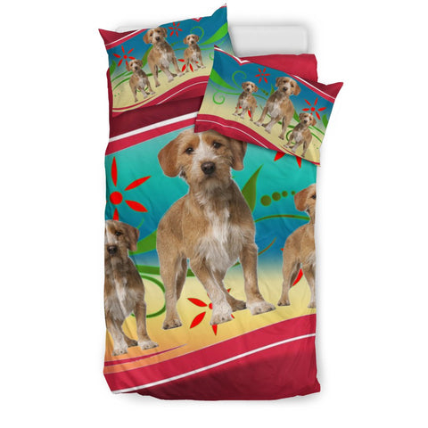 Basset Fauve De Bretagne Dog Print Bedding Sets