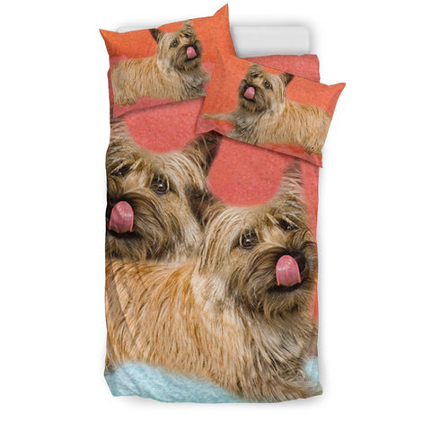 Cairn Terrier Dog Print Bedding Sets