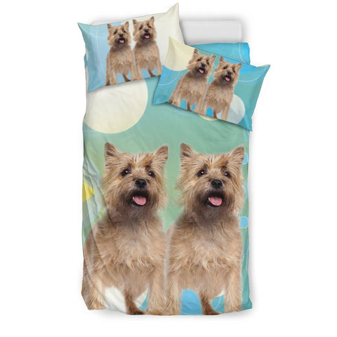 Cute Cairn Terrier Print Bedding Sets