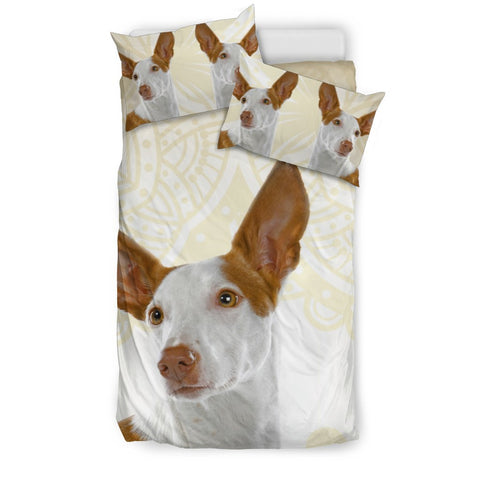 Ibizan Hound Dog Print Bedding Sets