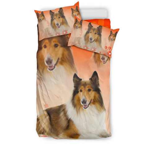 Collie Dog Print Bedding Sets