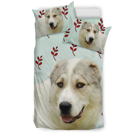 Amazing Central Asian Shepherd Dog Print Bedding Sets