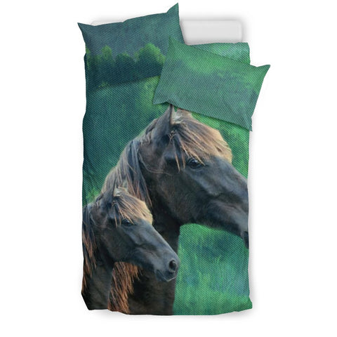 Amazing Tennessee Walker Horse Print Bedding Set