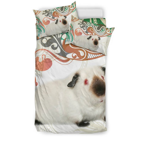 Lovely Himalayan guinea pig Print Bedding Sets