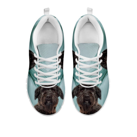 Amazing Bouvier des Flandres Print Running Shoes For WomenFor 24 Hours Only