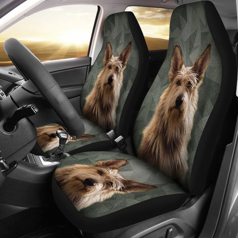 Cute Berger Picard Print Car Seat Covers