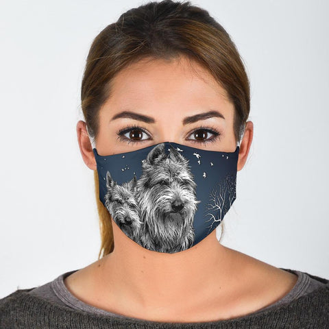 Berger Picard Print Face Mask