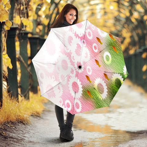 Amazing Common molly Fish Print Umbrellas
