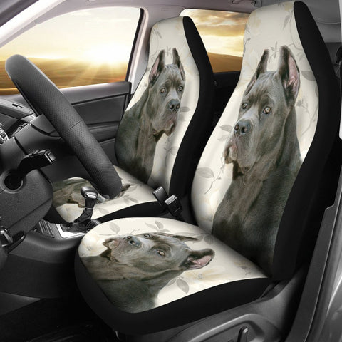 Amazing Cane Corso Print Car Seat Covers