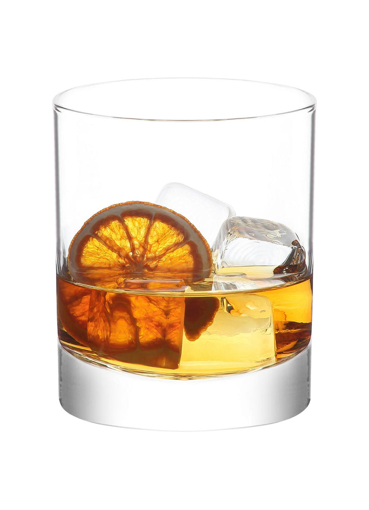 LAV Ada 6-Piece Whiskey & Scotch Glasses 10.75 oz