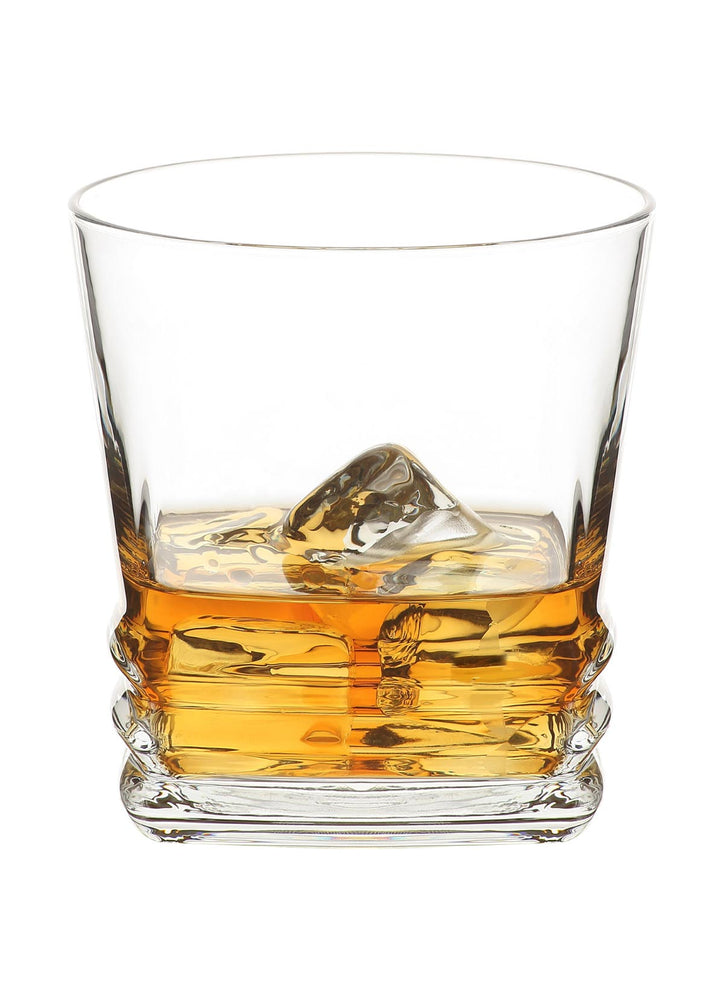 LAV Elegan 6-Piece Whiskey & Scotch Glasses 10,75 oz