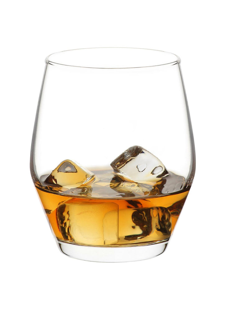 LAV Ella 6-Piece Whiskey & Scotch Glasses 12.5 oz