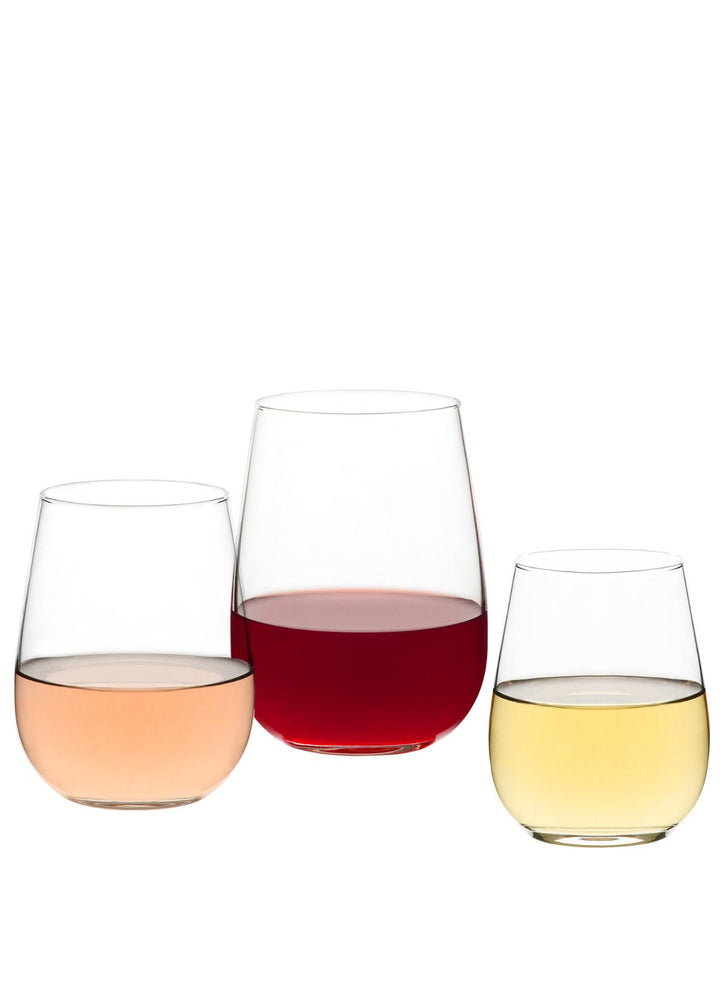 Load image into Gallery viewer, LAV Gaia 12-Piece Stemless Wine Glasses Set