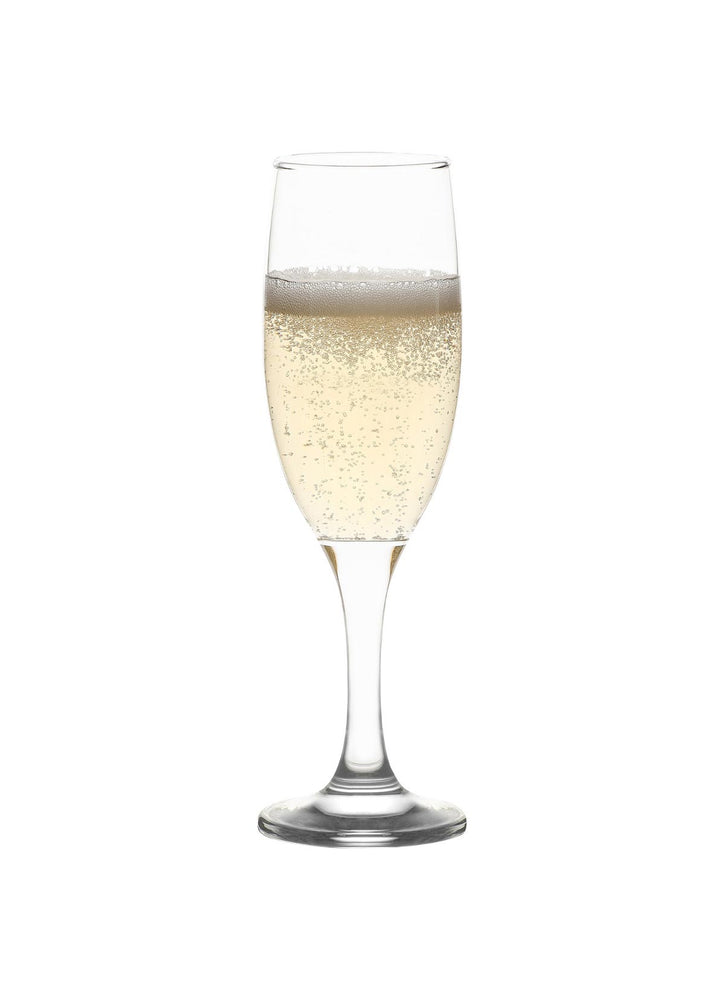 LAV Misket 6-Piece Champagne Glasses 6.5 oz