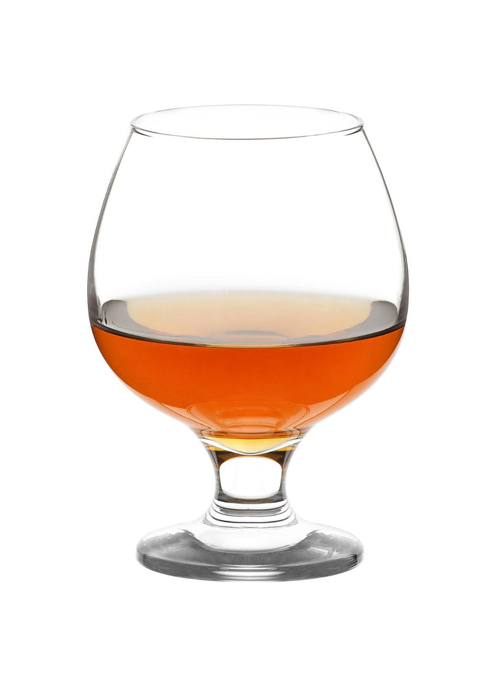 LAV Misket 6-Piece Brandy & Cognac Snifter Glasses 13.25 oz