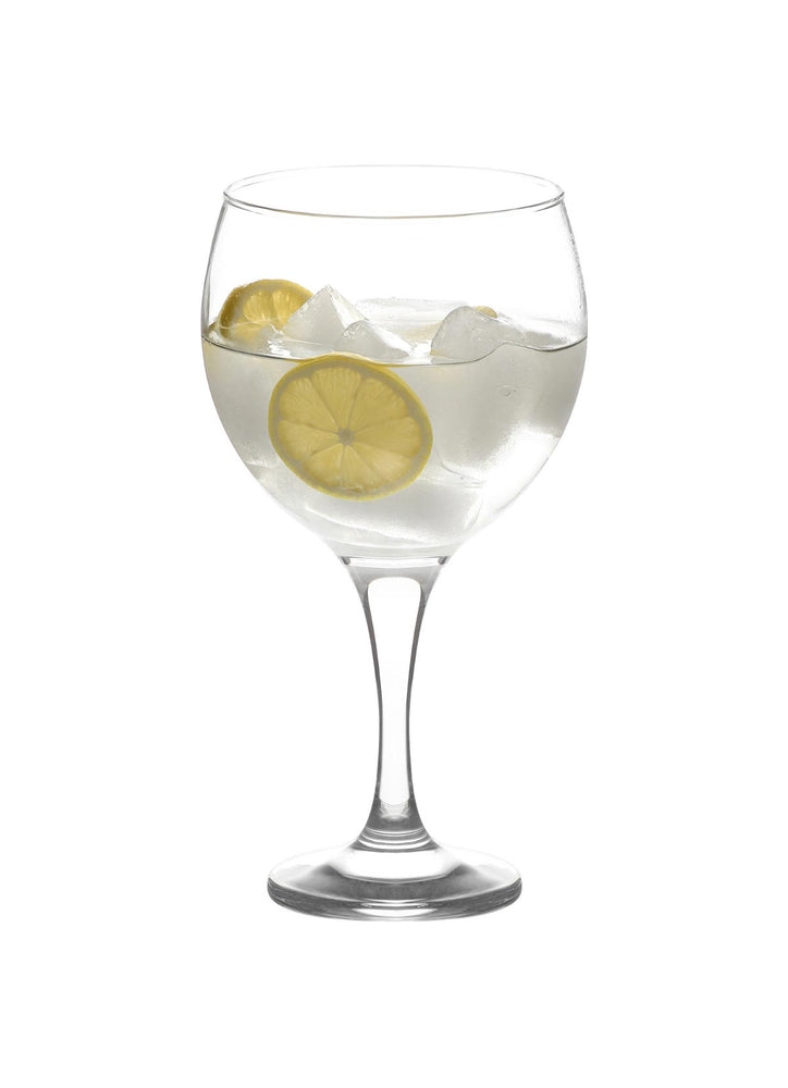 LAV Misket 6-Piece Balloon Gin Glasses 21.75 oz