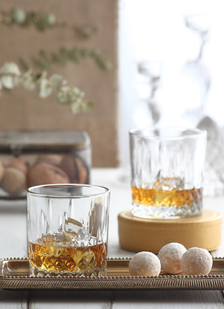 Load image into Gallery viewer, LAV Odin 6-Piece Old Fashioned Whiskey Glasses 11.25 oz