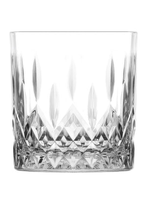 LAV Odin 6-Piece Old Fashioned Whiskey Glasses 11.25 oz