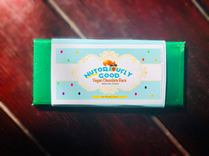 Chocolate Mint: Vegan Naturally Sweet Candy Bar