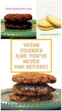Load image into Gallery viewer, Gah Gah's Goodkies - Vegan Cookies (3 pack)