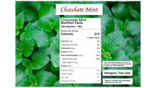 Load image into Gallery viewer, Chocolate Mint: Vegan Naturally Sweet Candy Bar