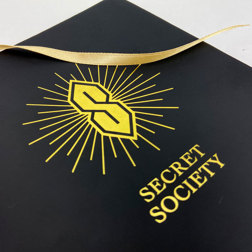 Secret Society Notebooks