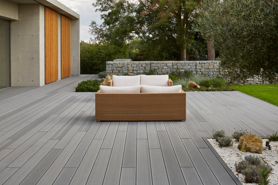 Luxury Decking & Cladding