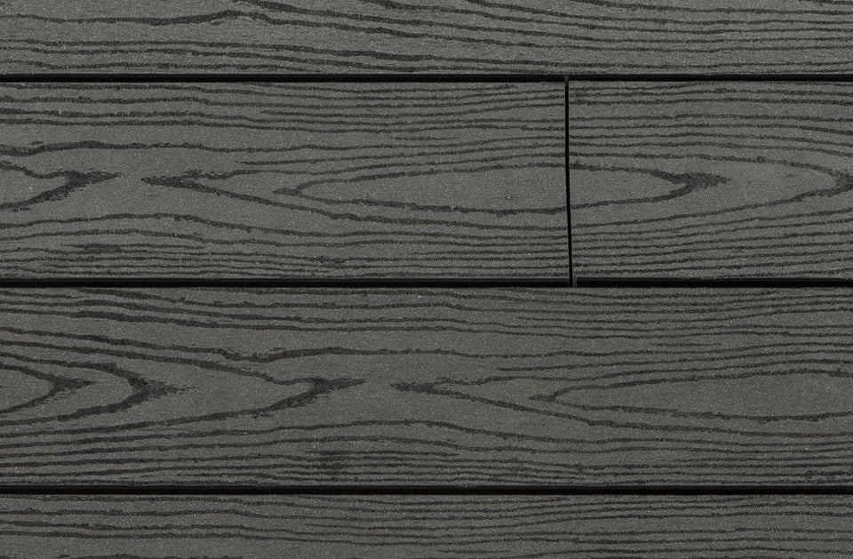 Trekker Anthracite Wood Cladding Boards By Trekker