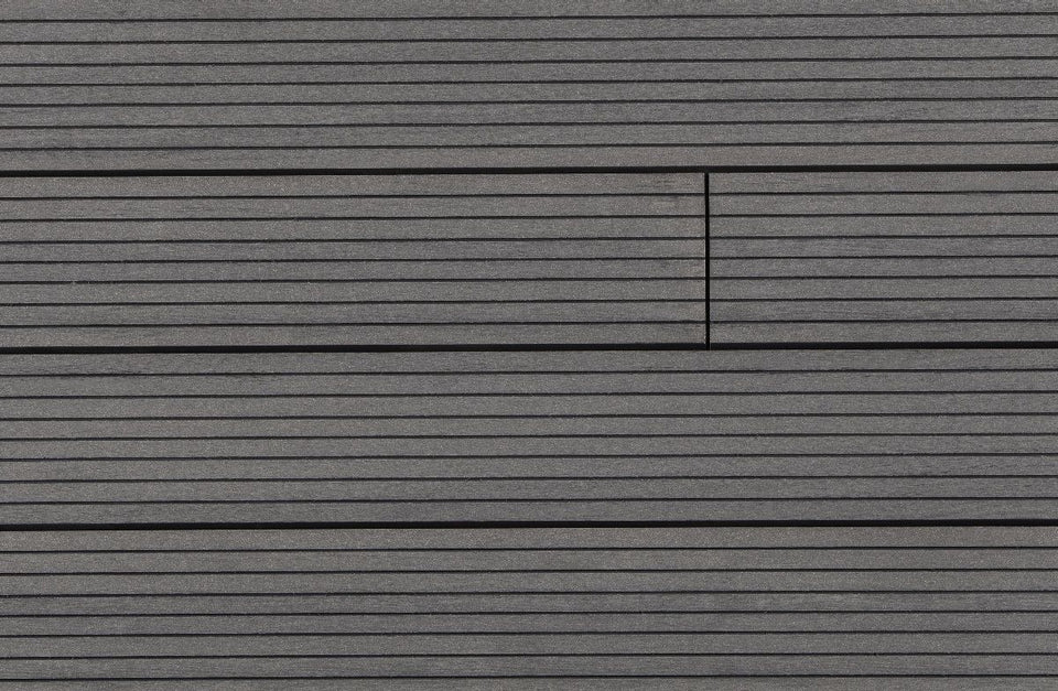 Vulcan Fluted Composite Decking by Trekker