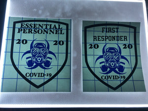 First Responder COVID-19