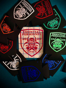 Essential Personnel Decal Sticker COVID-19