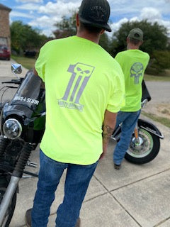 reflective work shirts