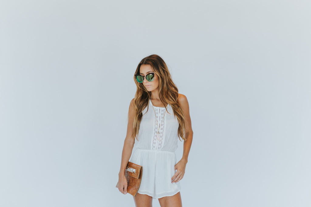 The Rowe Playsuit