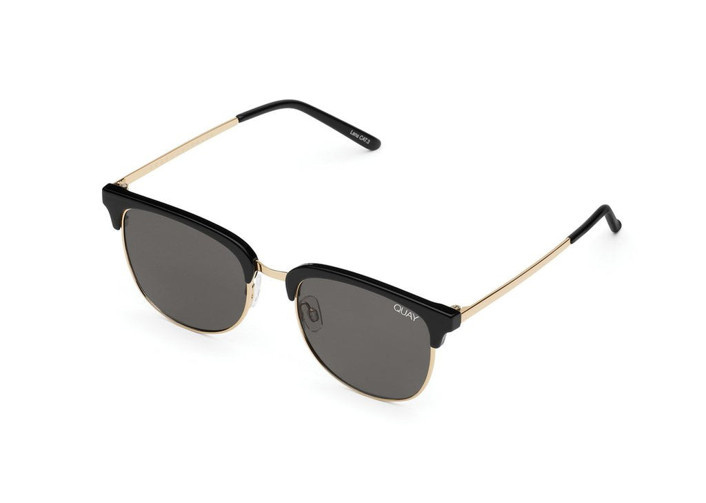 Evasive Sunglasses - Black/Smoke