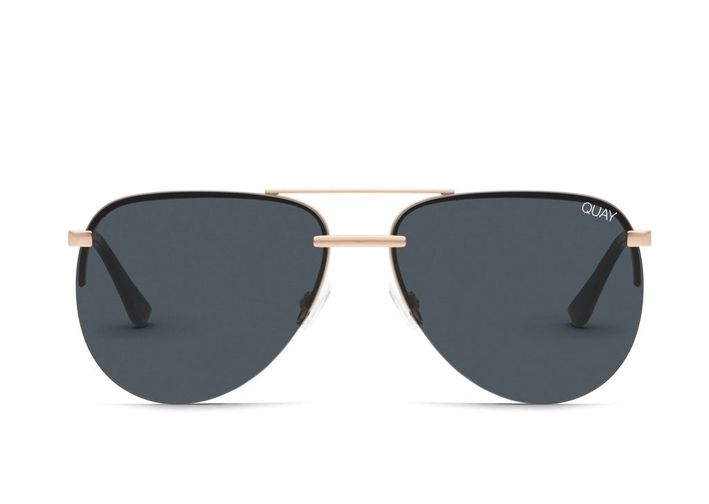 The Playa Sunglasses - Rose/Smoke