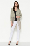 LIGHT CHIFFON JACKET