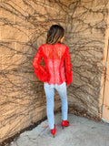 Rose Blouse 50% OFF