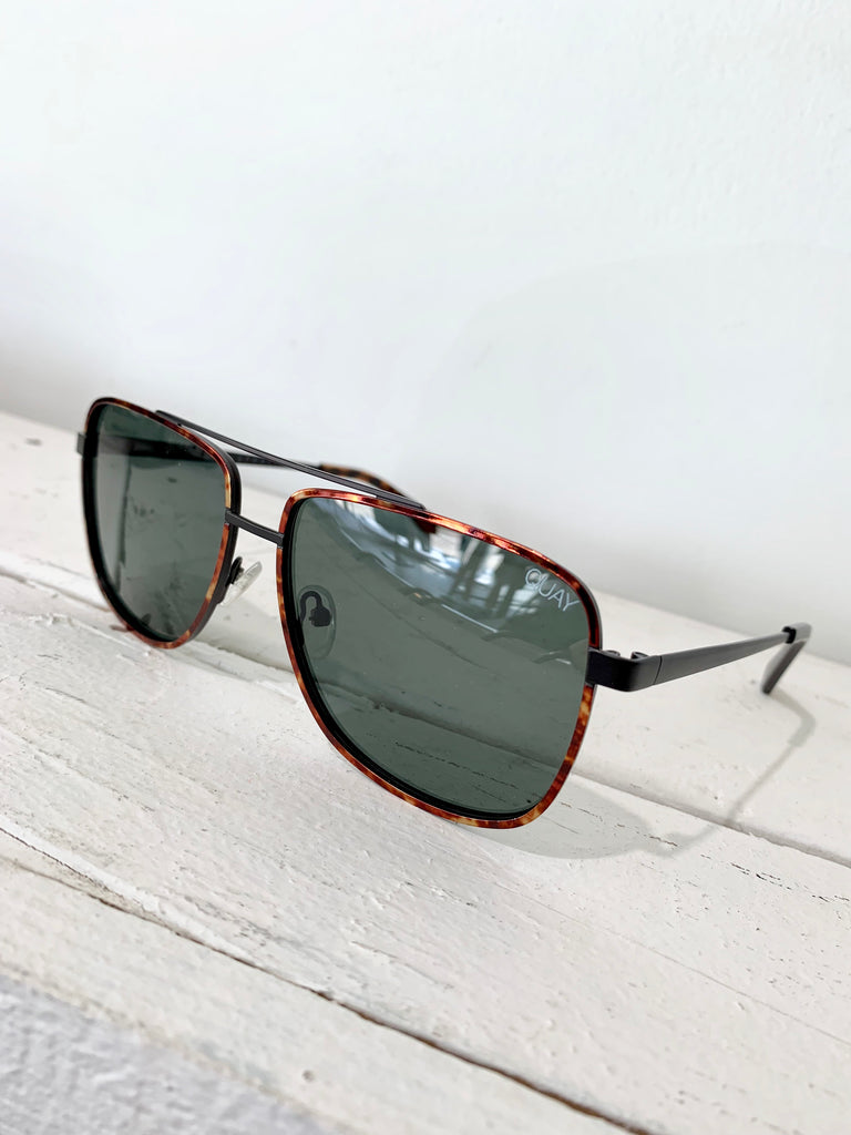 Modern Times Tortise Sunglasses