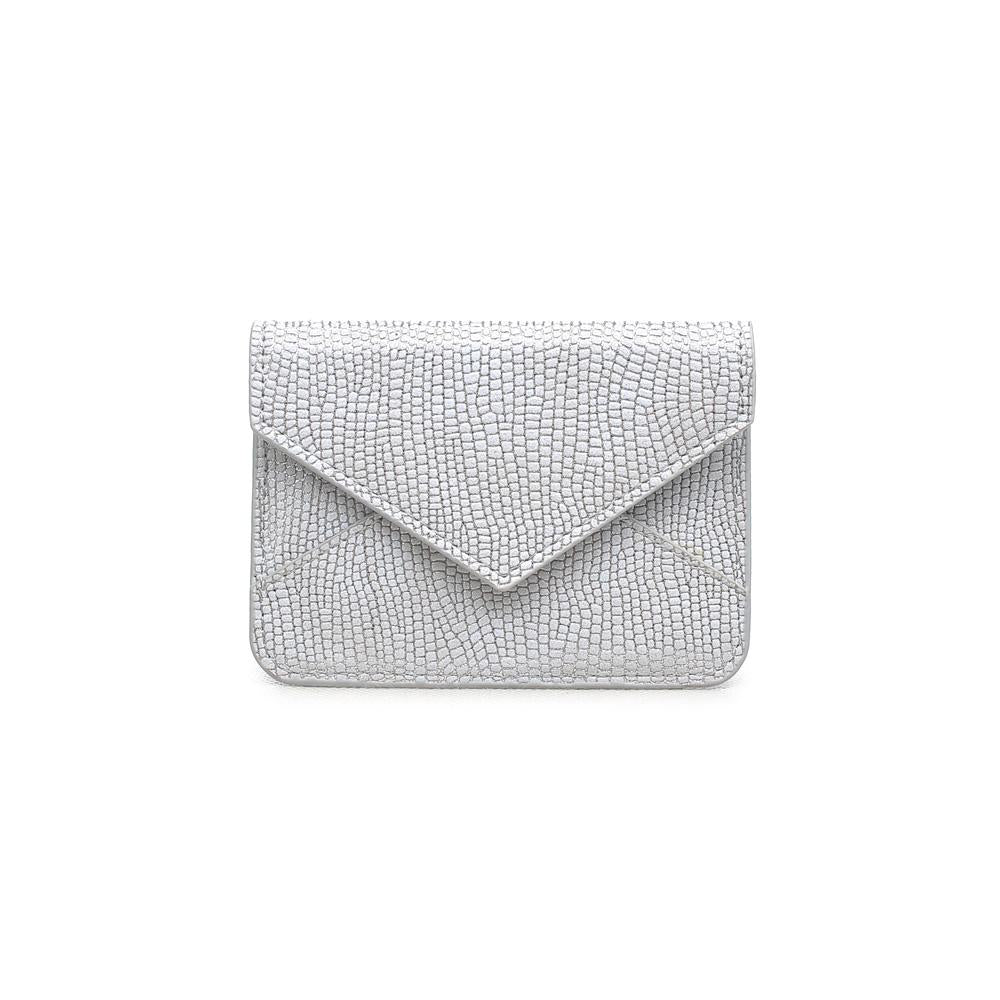 Fifi Exotic Card Holder - White