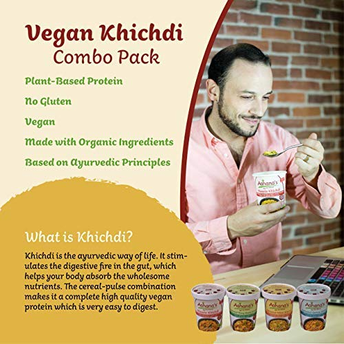 Ready-to-Eat Meals? Why Choose Khichdi?