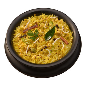 Aahana's Masala Rice and Lentil Bowl (Khichdi) - Gluten-Free, 15g Plant-Based Protein, Vegan, NON-GMO, Ready-to-Eat